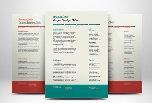 Resume & Cover Letter (Freebie)
