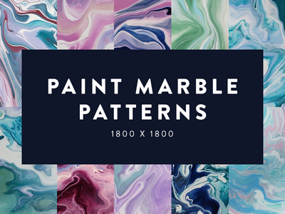 Free Paint Marble Patterns