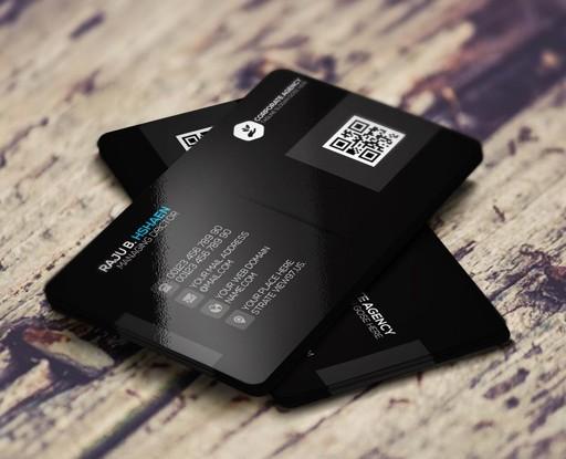 Freebie Corporate Business Card