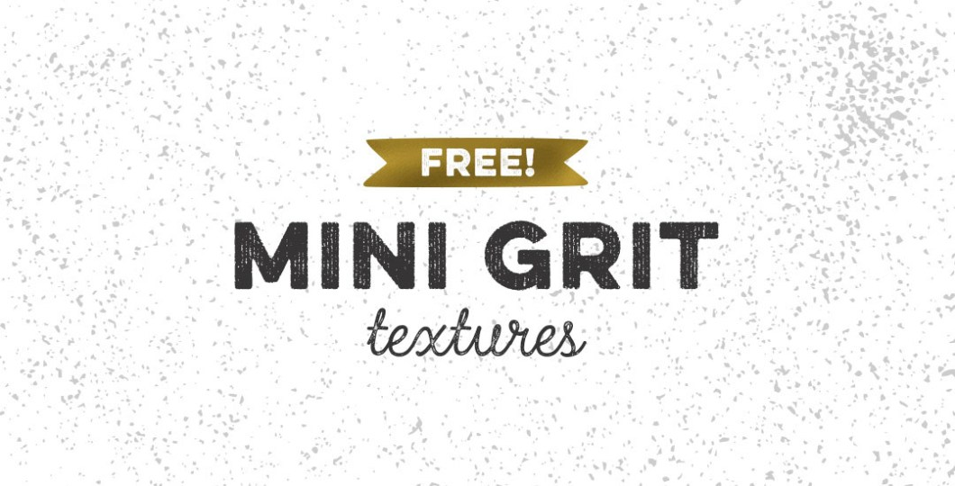 Vector Mini Grit Textures