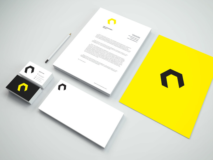 Branding Stationery Mockup Vol6