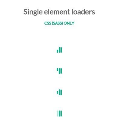 Single element loaders