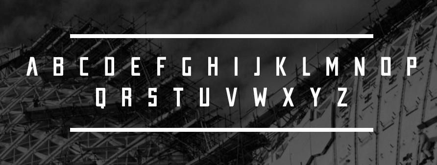 AUSTRALIA Font
