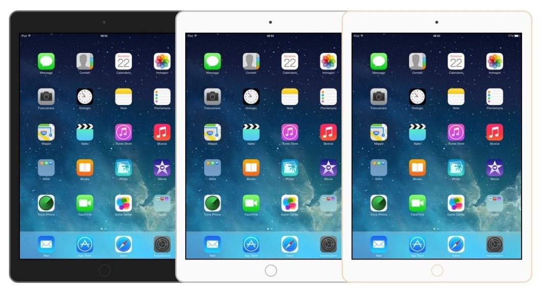 CSSDevices iPad