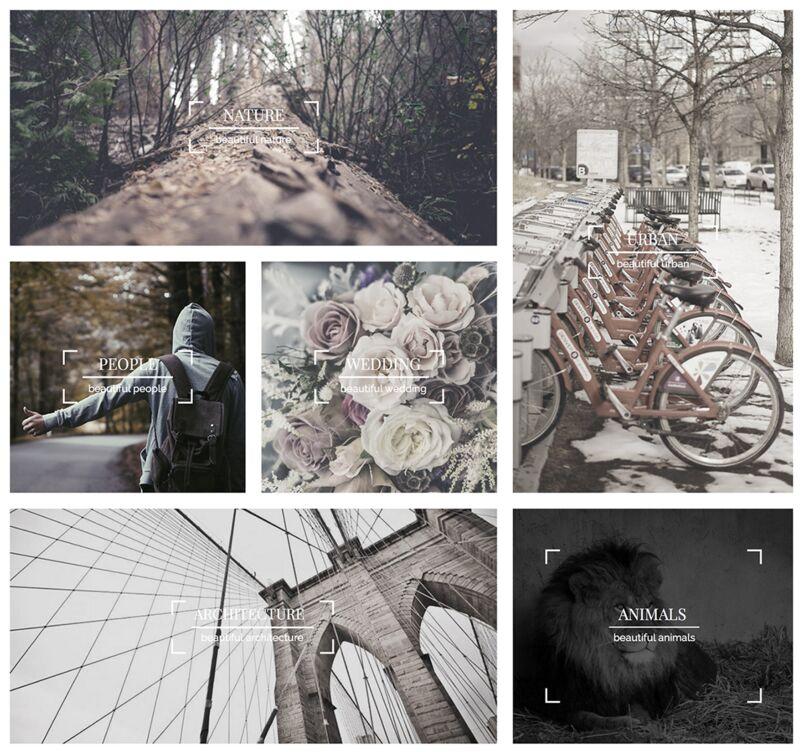 MariaAnna - Free One Page Portfolio Template