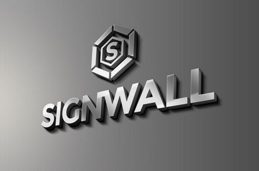 3D Logo Mockup Psd Template Free Download – Mockups Free