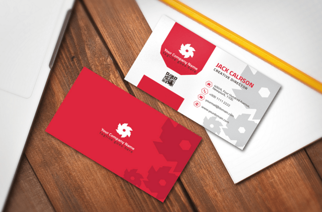 Free Businesscard Template