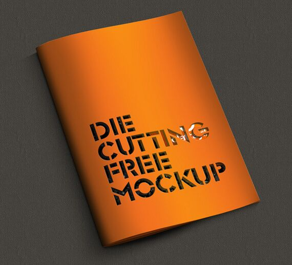 DIE CUTTING BROCHURE