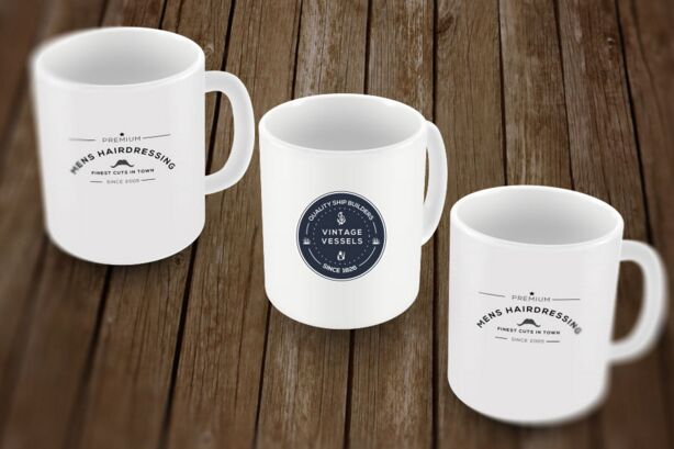 Mug Mockup Templates Free PSD