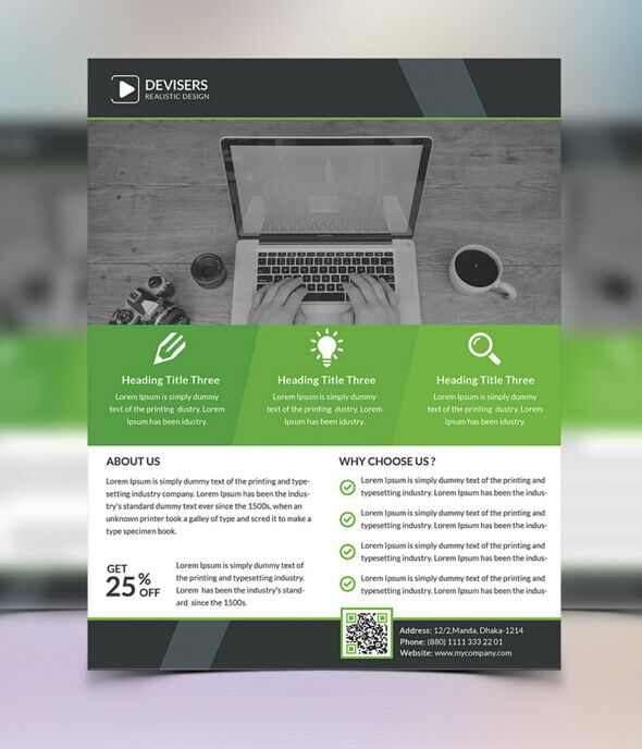 Business Flyer (Free)