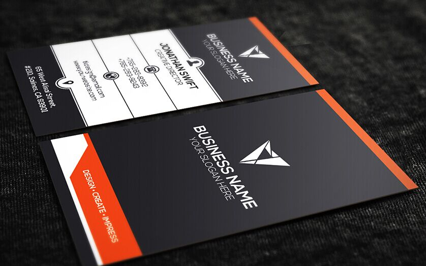 design business cards free