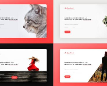 10+ Email Subscribe Page Templates For Inspiration