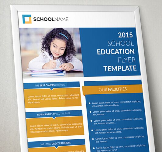 Education Flyer (Freebie)