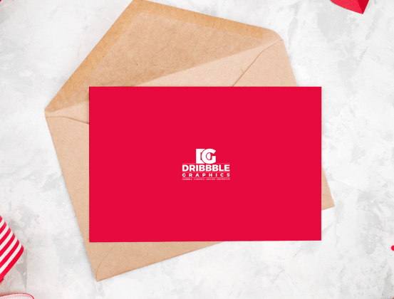 Free Invitation & Greeting Card MockUp