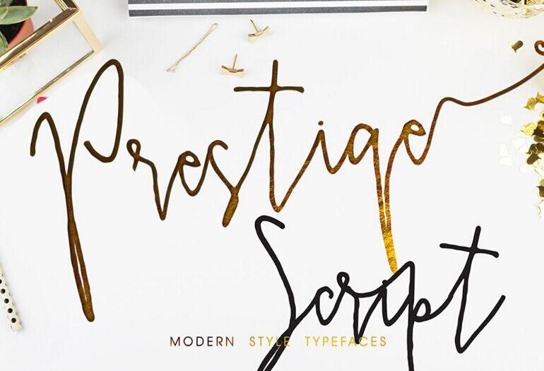 Prestige Script