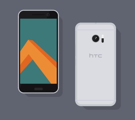 FLAT HTC 10