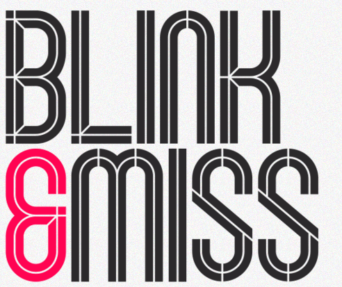 Blink - Display Font