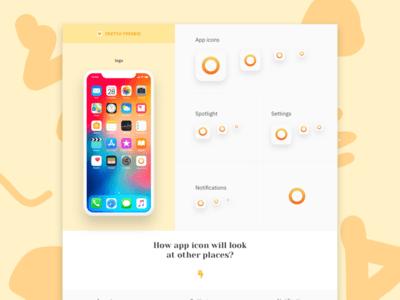 App Icon Template FREEBIE