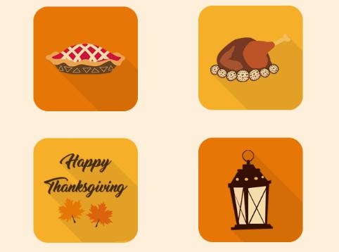 thanksgiving-icon-set