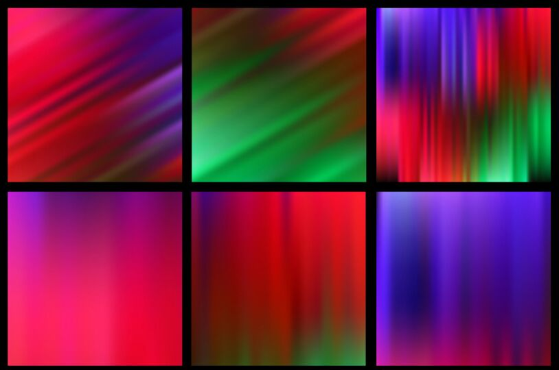 9 Free High-Resolution Vector Blurred Backgrounds