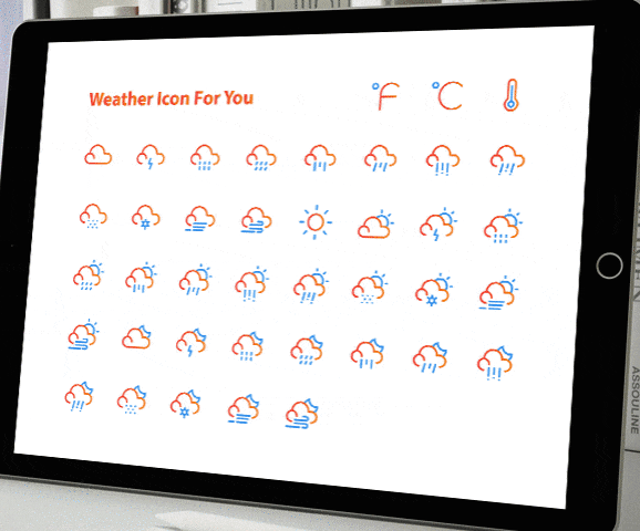 Free Weather Icon