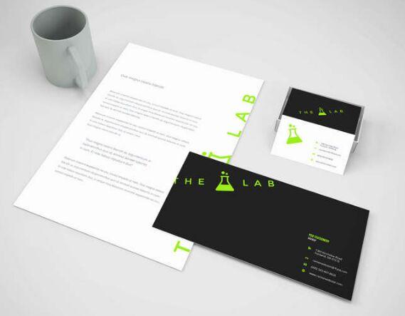 Branding Stationery Mock Up Vol.10