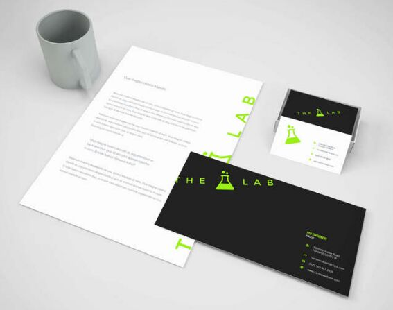 Branding Stationery Mock Up Vol10
