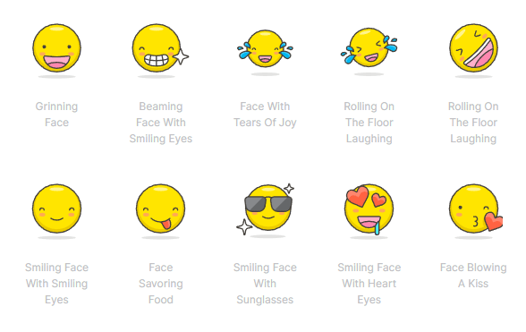 15+ Best Emoji Icon Sets for Free Download (Updated For 2019