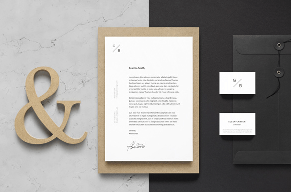 Branding Identity MockUp Vol.16
