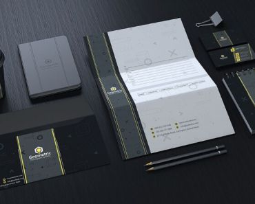 Geometric Identity Pack