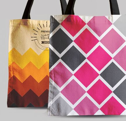 Tote Bag Mock Up Free Photoshop Template