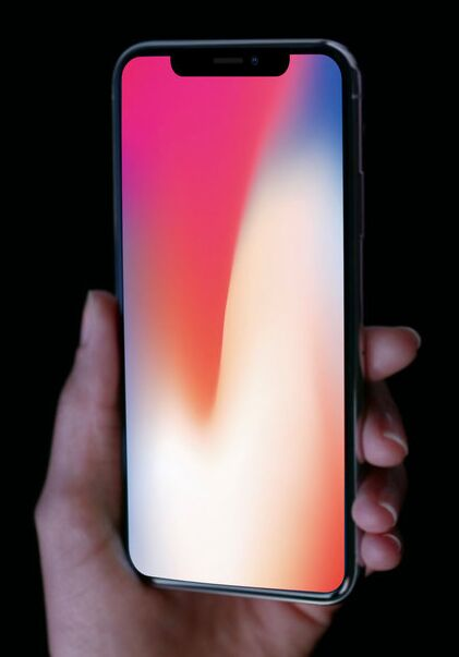 iPhone X Mock-up Free Download