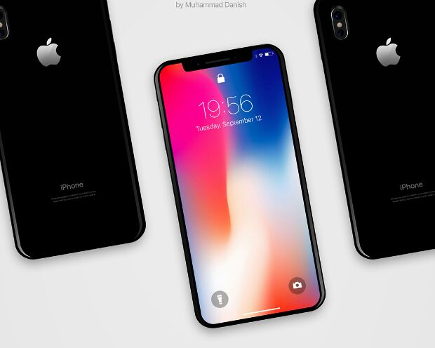 iPhone X Mockup PSD - Free Download