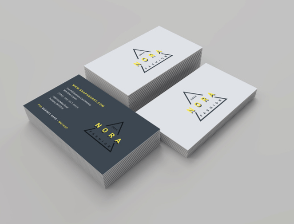 200 best business card mock ups for free download 2018 edition business cards mockup vol14 reheart Gallery