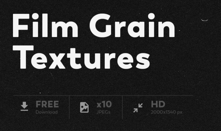 Film Grain Textures FREE