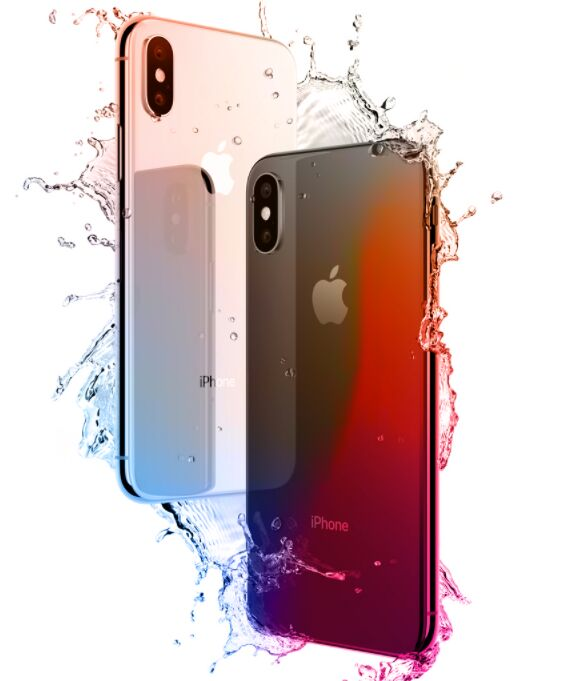 iPhone X - Free Mockup