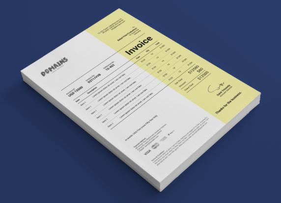 Freebie Invoice Bundle