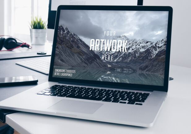 120+ Macbook Pro & Air and Mac Pro & iMac Mockups For Free