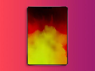 Free 2018 iPad Mockup PSD