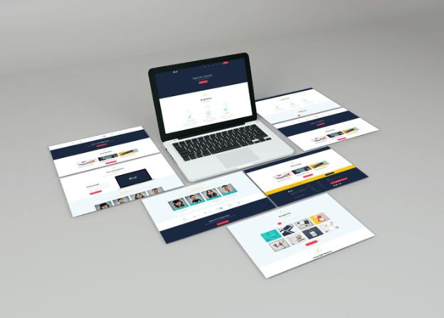 Web Screen PSD Mockup-min
