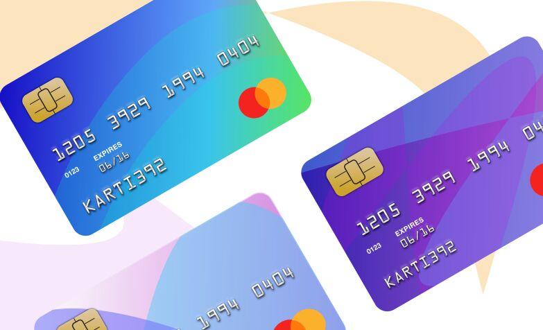 Credit Card Template Sketch Freebie