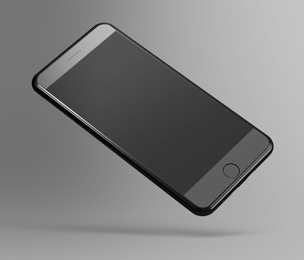 FREE iPhone 8 MockUp PSD-min