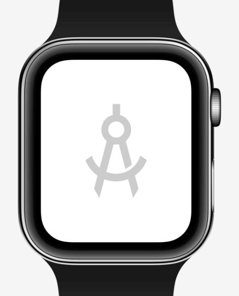 Pixel-precise Watch Series 4 Mockup
