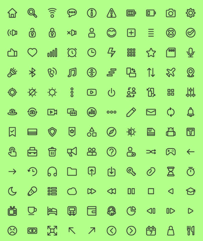 120 UI Pack icon free download