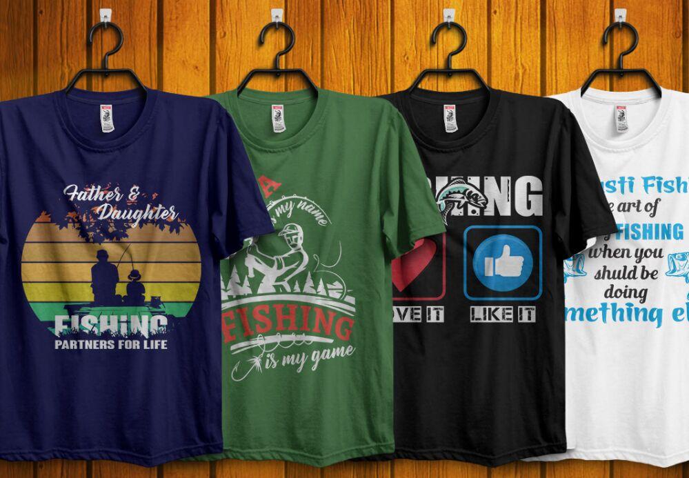 Free T-Shirt Design Bundle Download (Vector)