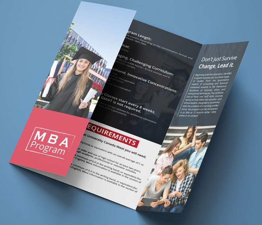 100+ High Quality Free Flyer and Brochure Mock-ups (2019
