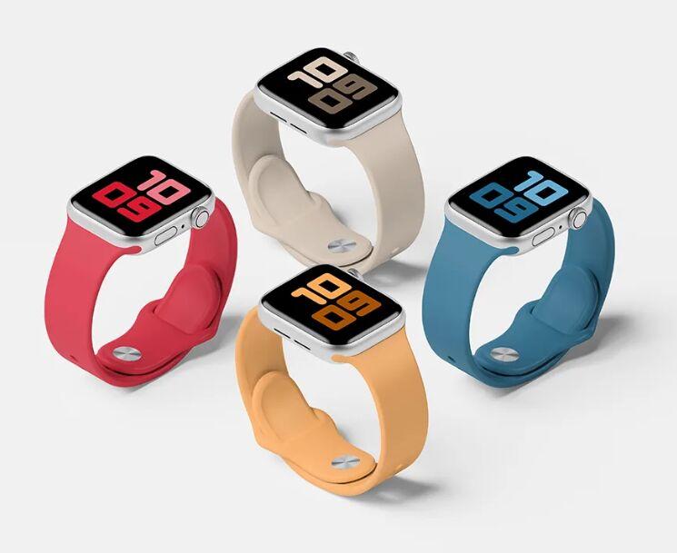 Apple Watch Series 5 Set Mockup