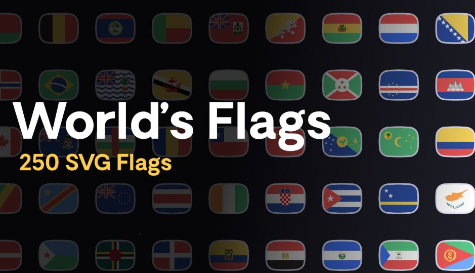 World's Countries Flags