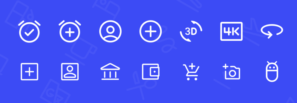 Material Design Icons (Redesign) SVG