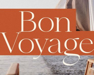 MADE Bon Voyage Free Font